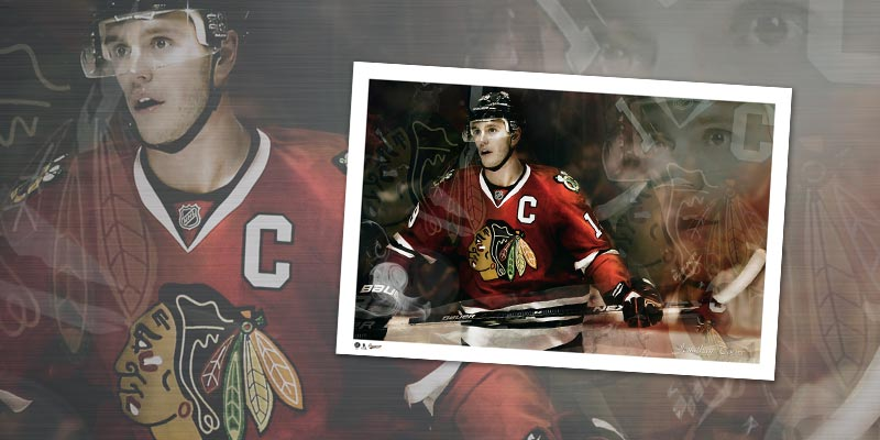 SKU# 73-145 - Jonathan Toews